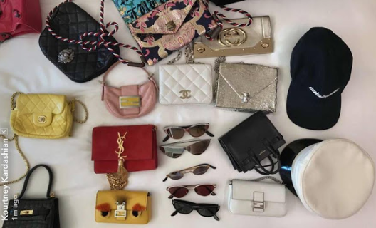 3ef2b269ed7a Kourtney K shared a snap of her vacay essentials recently that gave me some  serious packing inspo. But it was her sunglasses in particular that caught  my ...