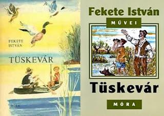 Fekete István Tüskevár könyv bemutatás, jellemzés