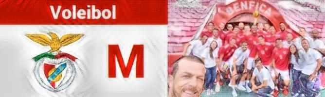 Blog Benfica Voleibol Masculino