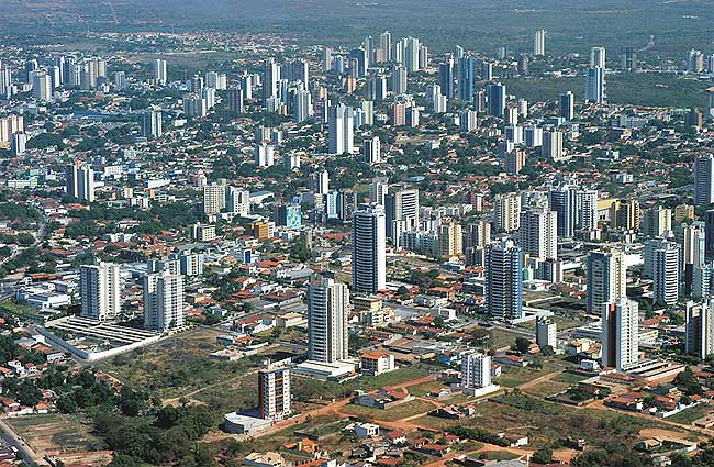 Cuiabá, Capital de Mato Grosso