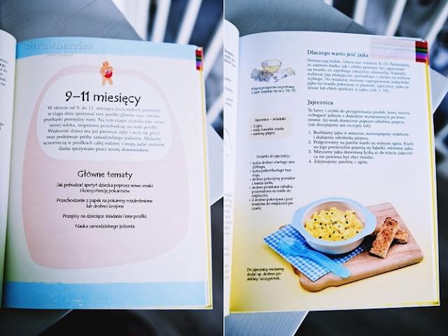 Książka o karmieniu niemowląt