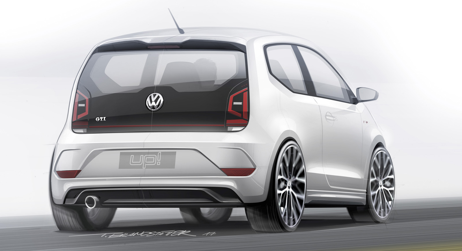 Vw Up Gti Crams The Go Fast Treatment Into A Smaller