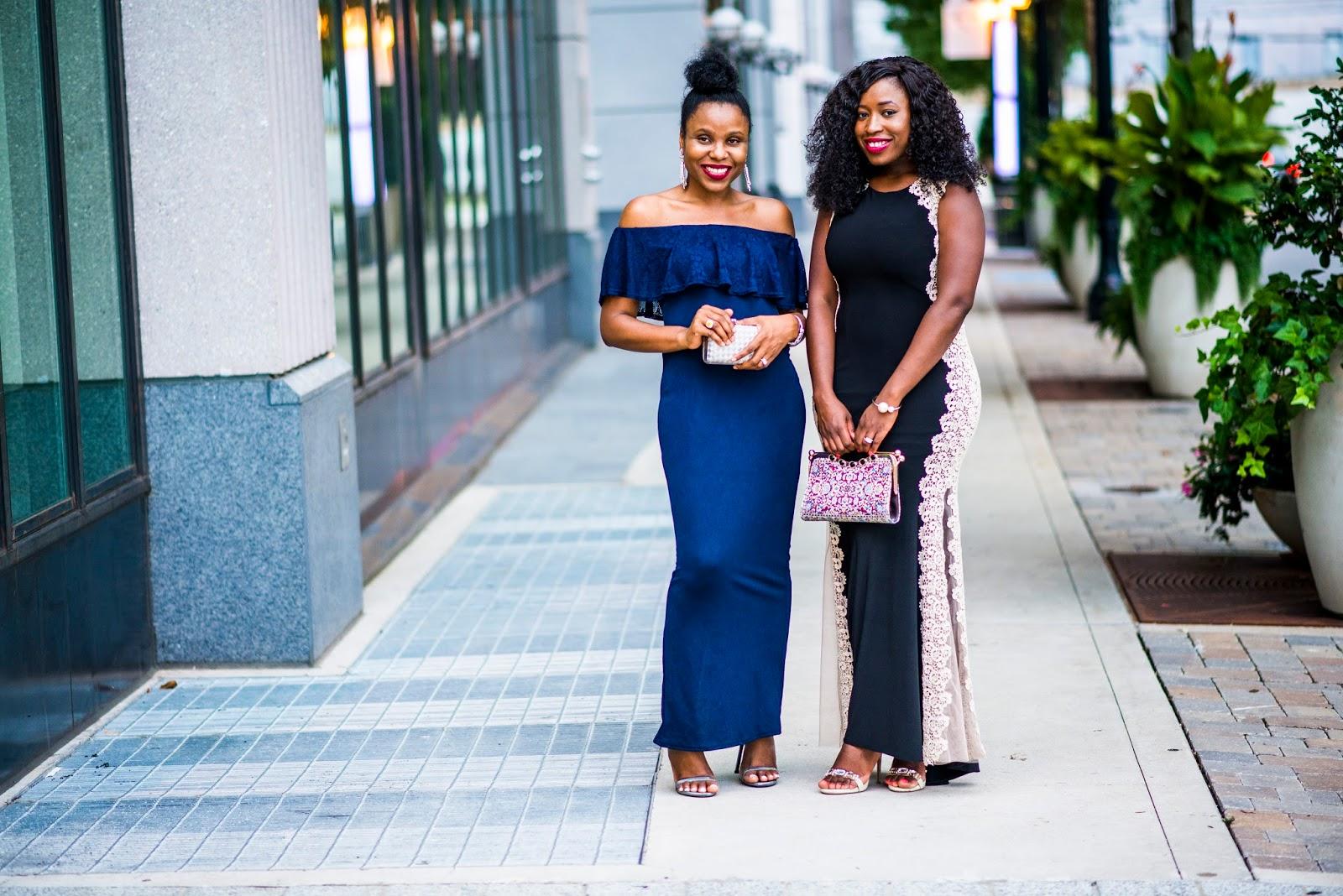 Fashion Collaboration: Evening wear