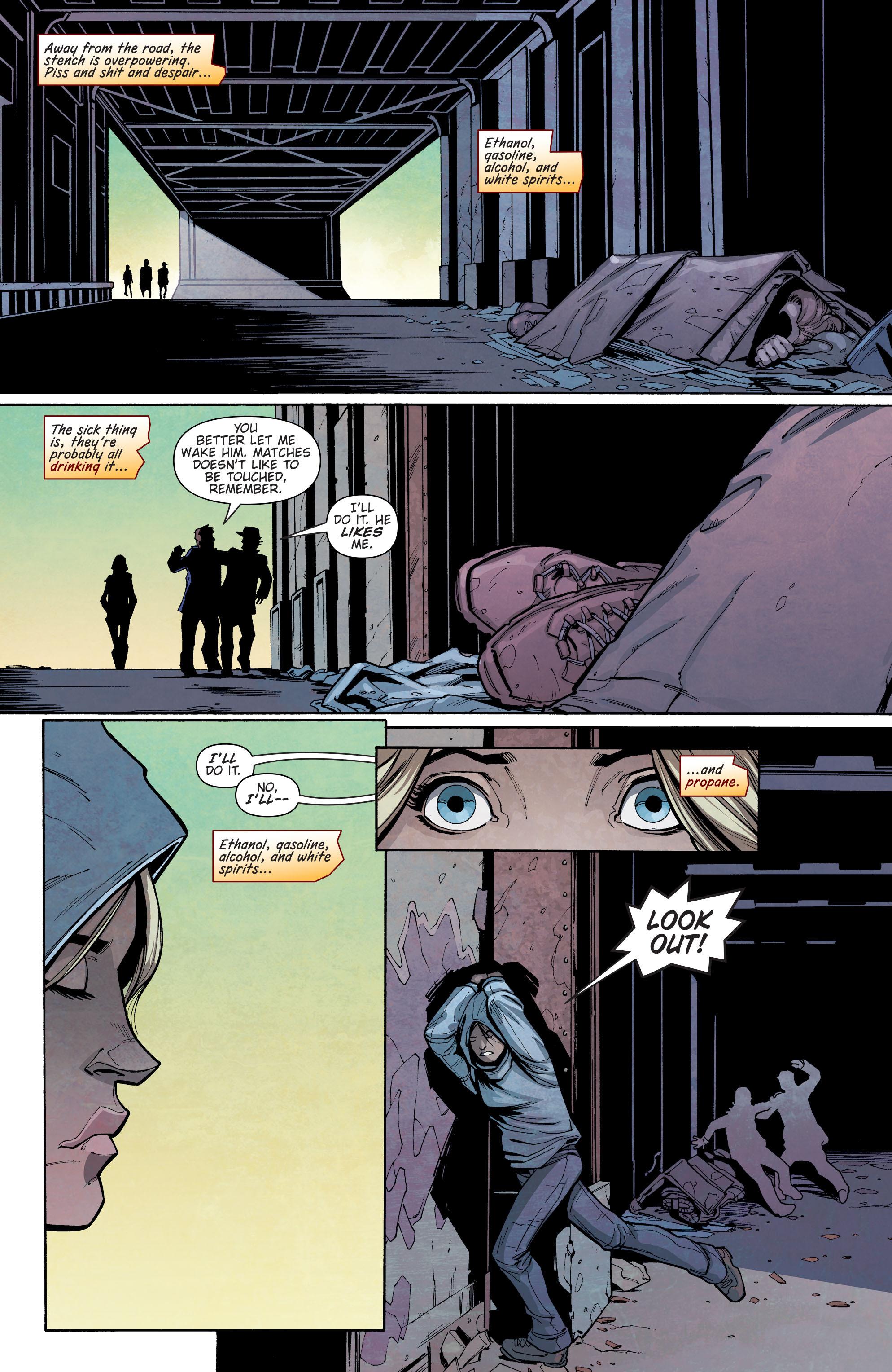 Read online Slash & Burn comic -  Issue #2 - 21