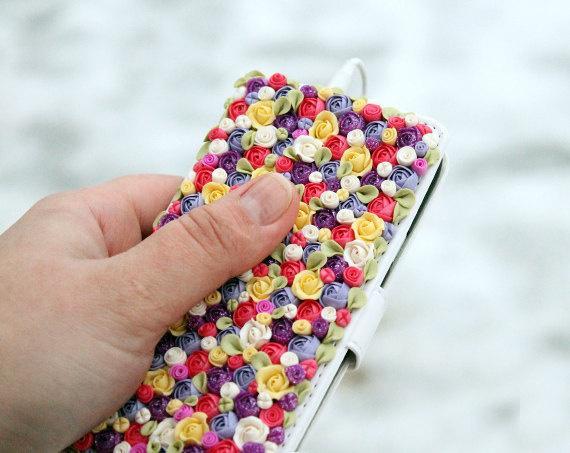 Como hacer fundas para tu telefono celular en casa - Como decorar una funda de movil transparente ...