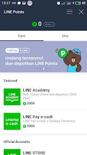 cara mendapatkan koin gratis line dengan mudah