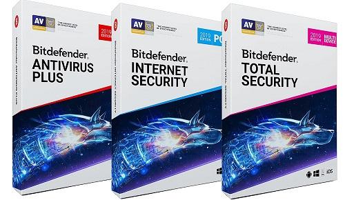 Bitdefender 2019 Antivirus Terbaik dan Murah Hanya Rp.100.000  Pertahun