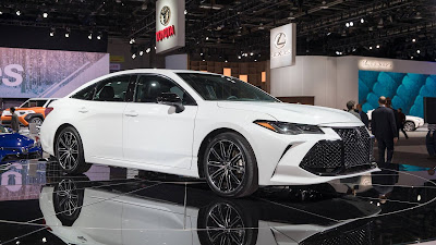 Toyota 2019 Avalon Review, Specs, Price