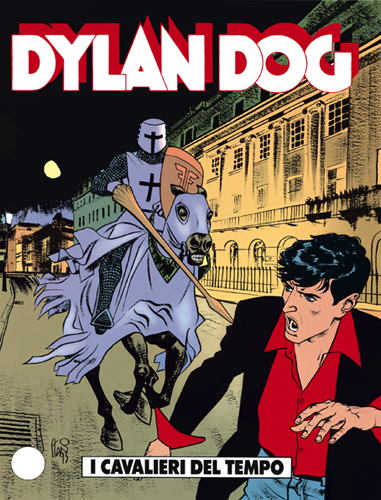 Dylan Dog (1986) 89 Page 1