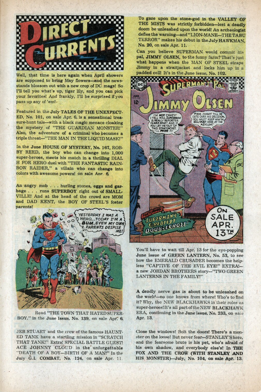 The Adventures of Bob Hope issue 105 - Page 33