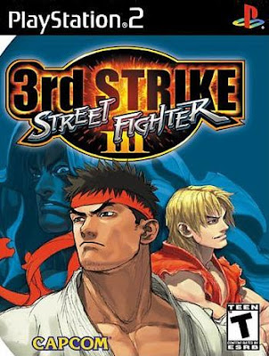Street Fighter III: 3rd Strike (PS2) 2004