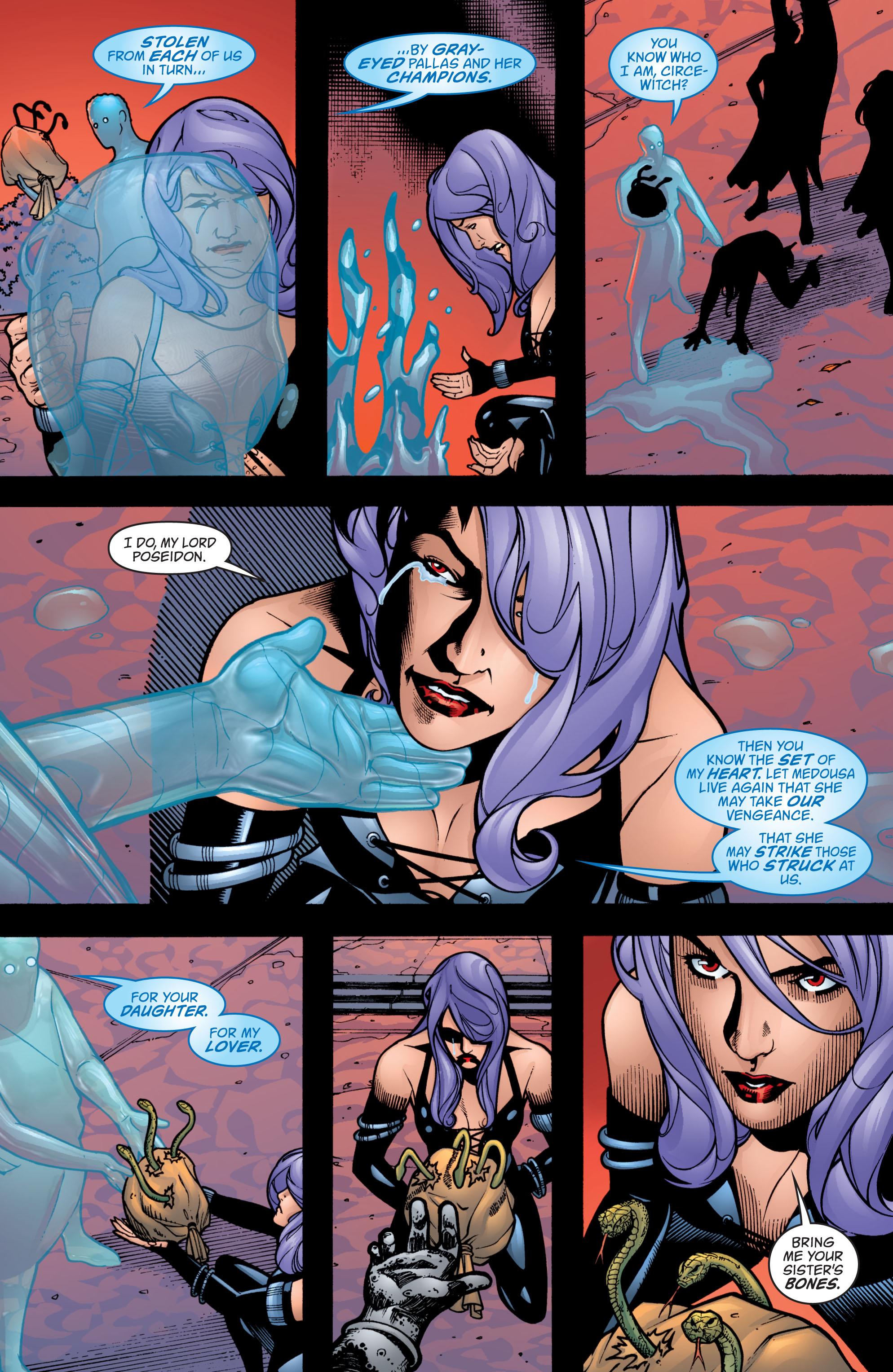 Read online Wonder Woman (1987) comic -  Issue #204 - 9