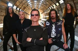Photo des membres de Metal Church