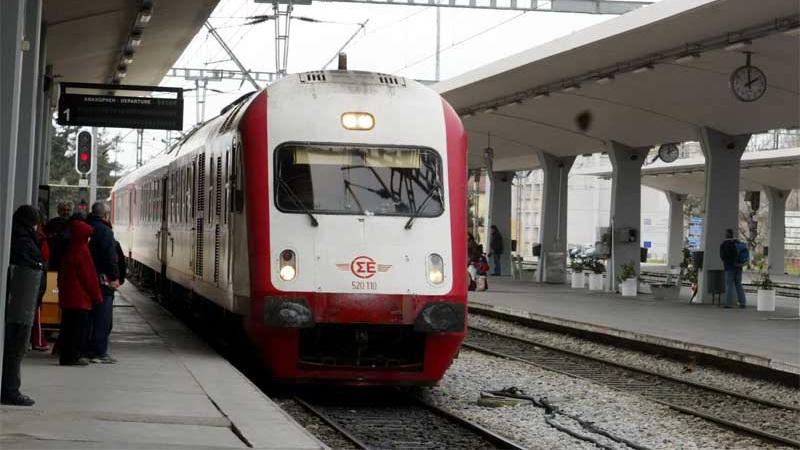 Σε λειτουργία ξανά η σιδηροδρομική γραμμή Αλεξανδρούπολη - Δράμα