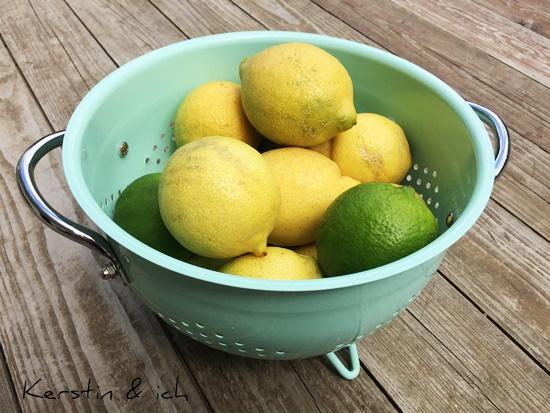 Sommer Zitronen