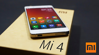 Spesifikasi dan Fitur unggulan HP Xiaomi Mi4