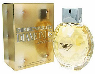 EMPORIO ARMANI - DIAMONDS INTENSE
