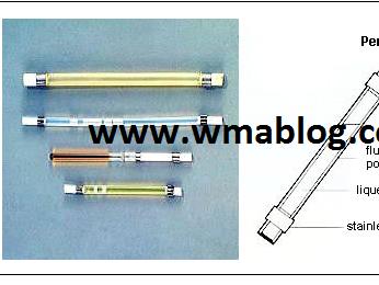 Calibration gas generating equipment Gastec