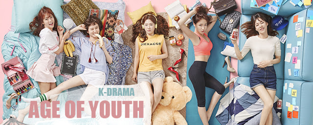 Drama Korea Age Of Youth Subtitle Indonesian [Episode 1 - 12 : Complete]