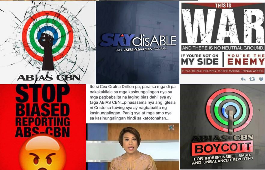 INC vs. ABS-CBN News? #ABSCBNnomore trends on Twitter