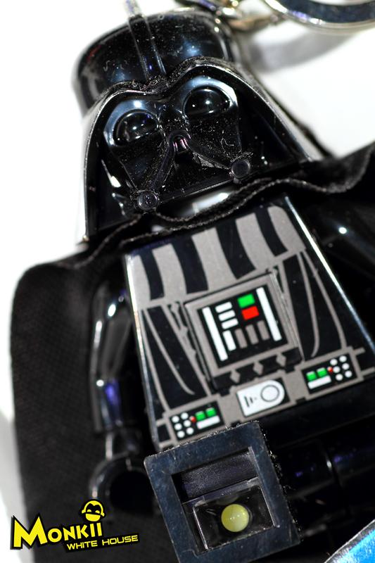 Monkii White House: Darth Vader Lego LED Key Light