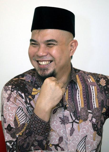 Ahmad Dhani Ingin Bekasi Satu Level di Bawah Jakarta