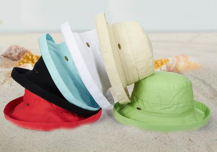 4bb3870226f9 Embrace the outdoors and do it in style! Have fun with protecting your skin  from the elements outdoors with bright, colorful fashionable sun hats!