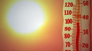 cuaca semasa musim panas