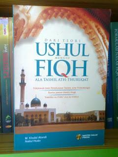 Buku Dari Teori Ushul Menuju Fiqh 'Ala Tashil At-Thuruqat Toko Buku Aswaja Surabaya