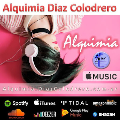 Alquimia Diaz Colodrero Apple Music iTunes