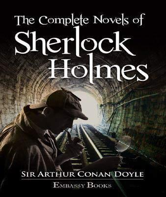 Ebook Novel Sherlock Holmes