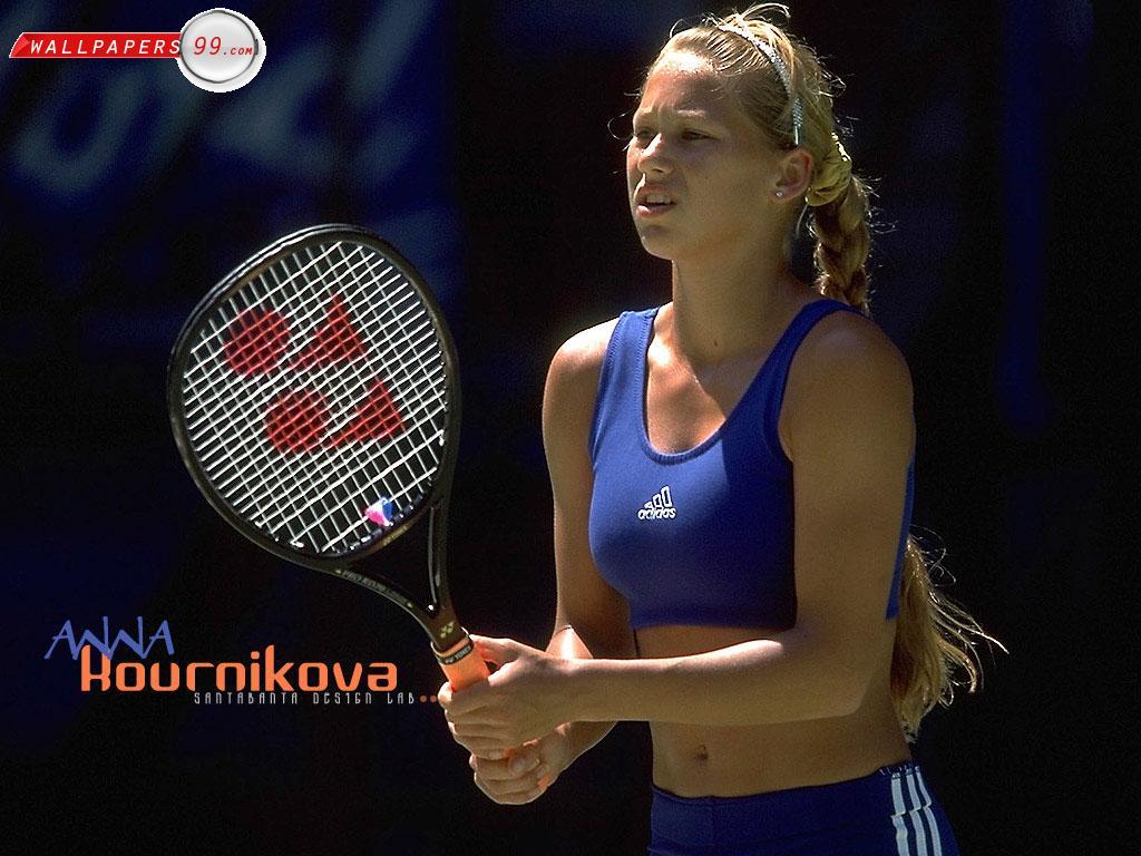 521 Entertainment World: Anna Kournikova Sexy Wallpapers