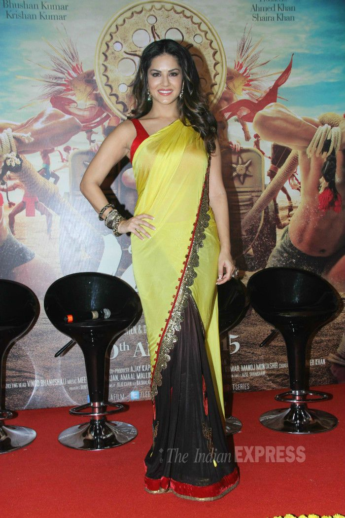 Sunny Leone In Saree Collections,Hot Wallpaper,Sexy-7060