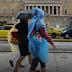 Έρχονται ισχυρές καταιγίδες τη Δευτέρα στην Αττική