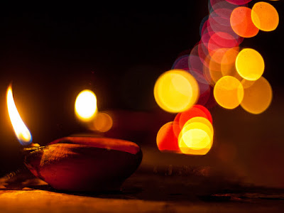 Happy Diwali 3D Wallpapers