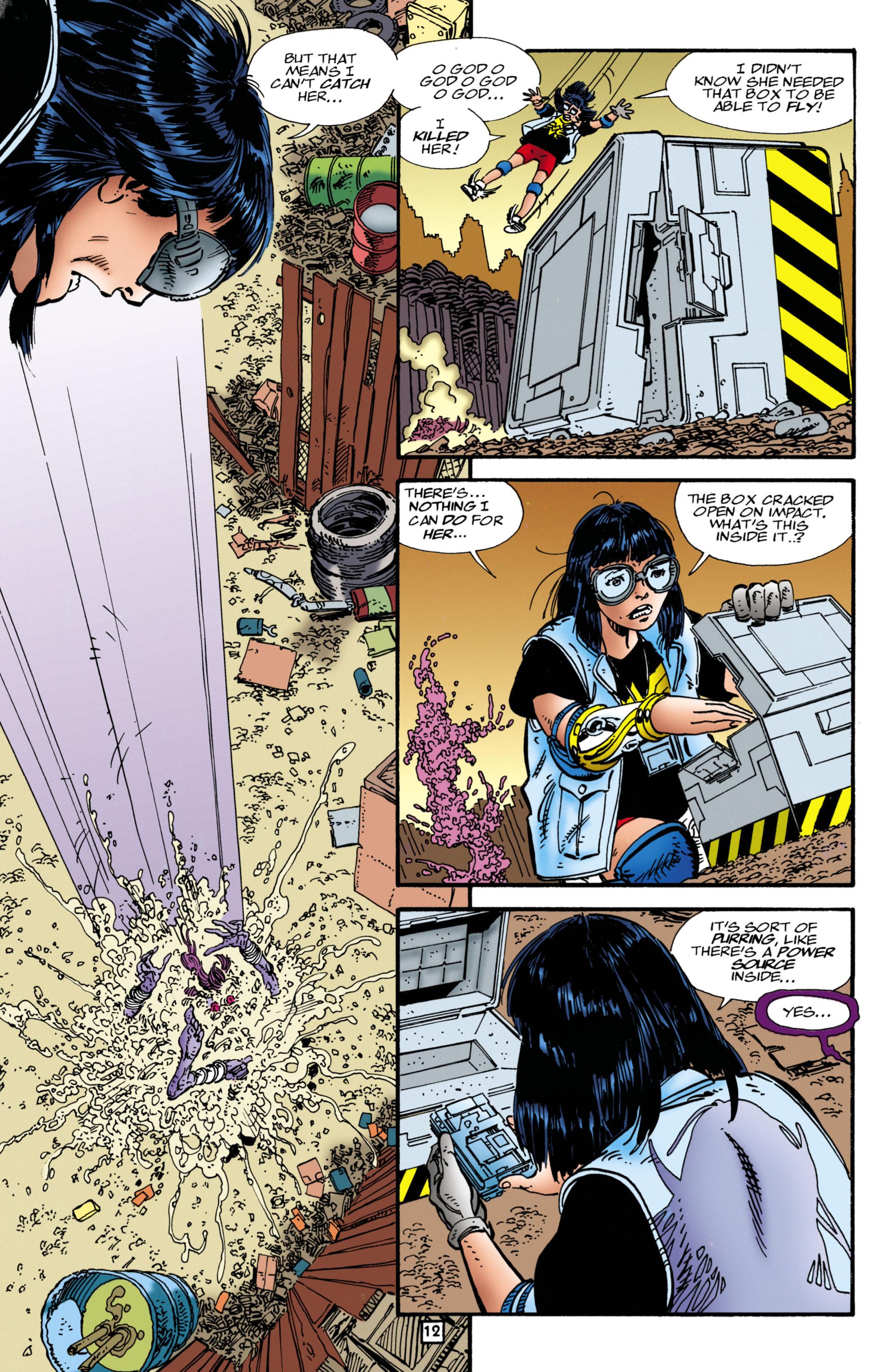 Read online Wonder Woman (1987) comic -  Issue #113 - 13