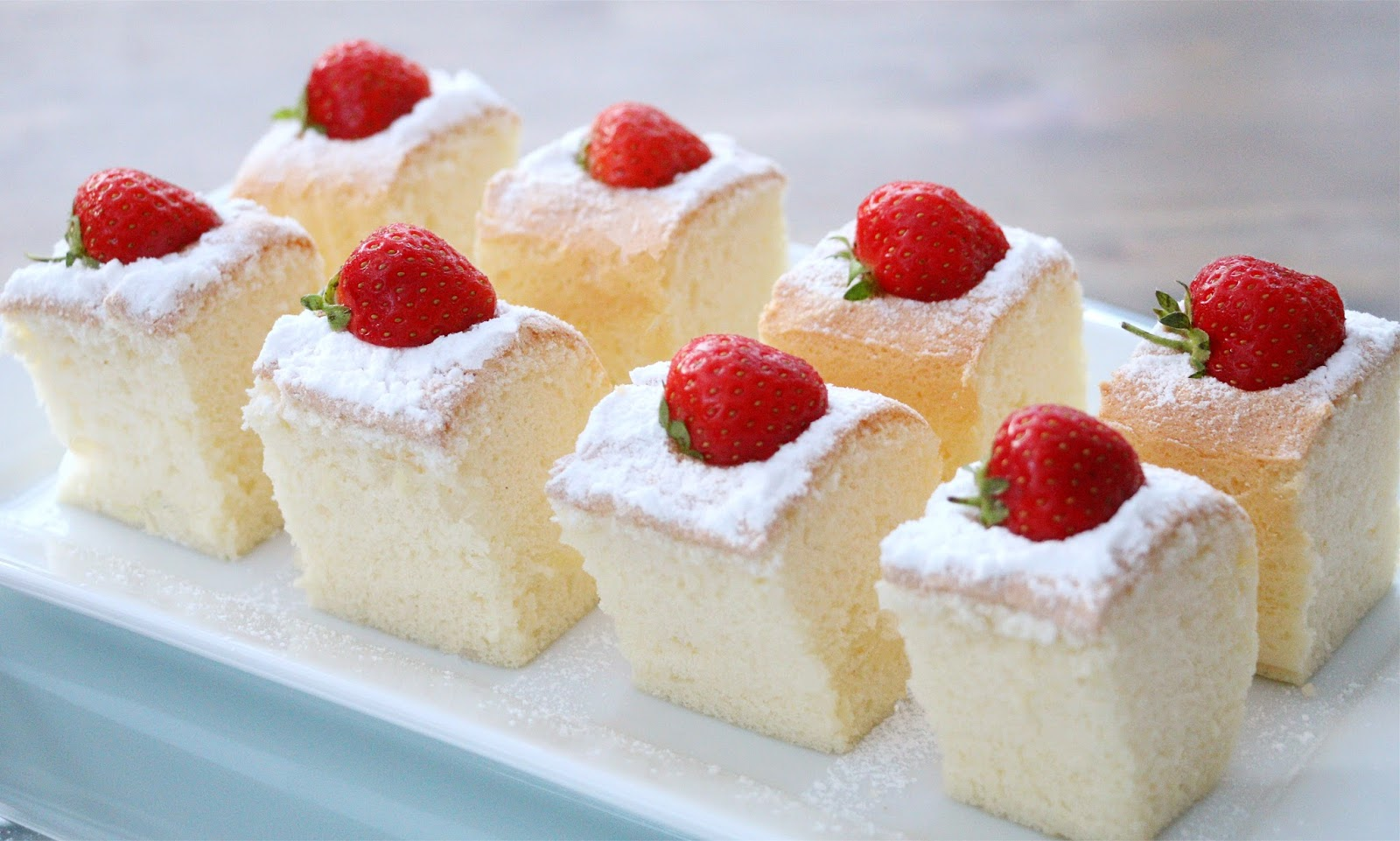 Light And Fluffy Sponge Cake Recipe
