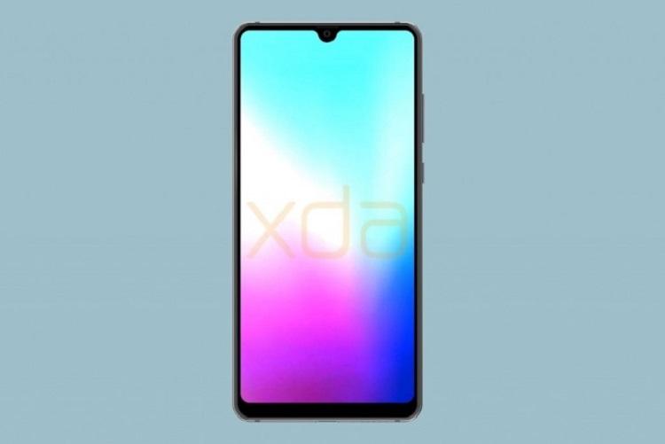 Huawei Mate 20 Leaked Photo