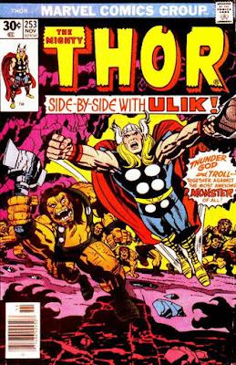 Thor #253, Ulik