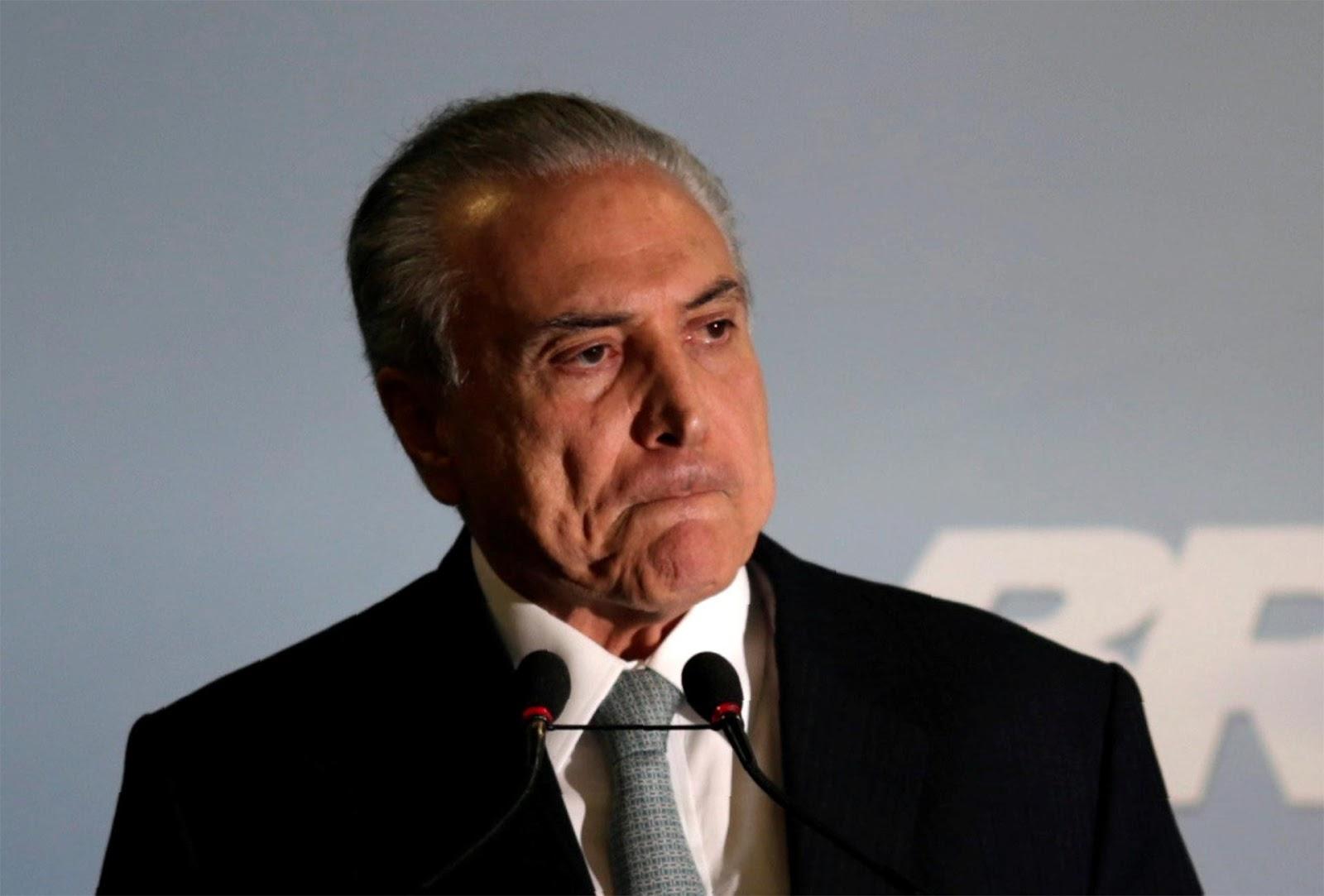 La crisis pro corrupción en Brasil salpica al social demócrata