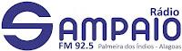Rádio Sampaio FM 92.5 de Palmeira dos Índios AL