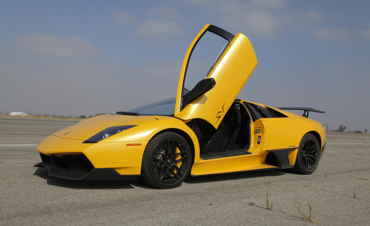 Car News Lamborghini Murcielago Lp 670 4 Superveloce