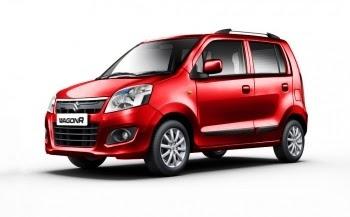 Maruti Suzuki WagonR Red car image
