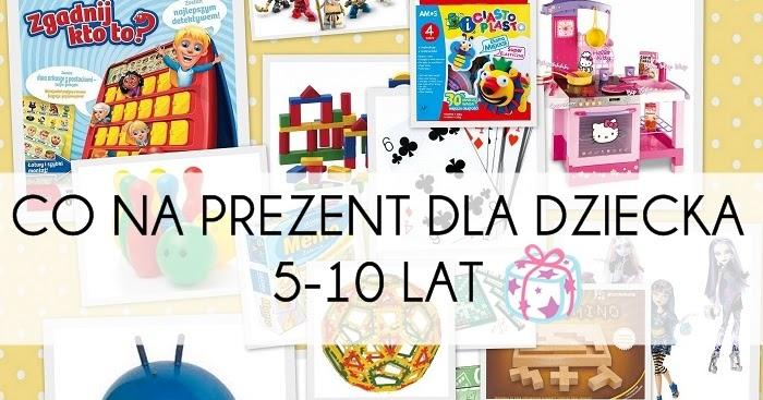 Najnowsze Pomysły na prezenty dla dziecka 5-10 lat AW42