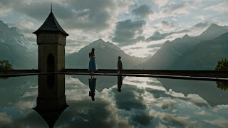 a cure for wellness-mia goth-dane dehaan