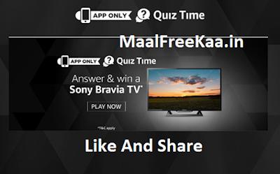 Sony Bravia TV Free