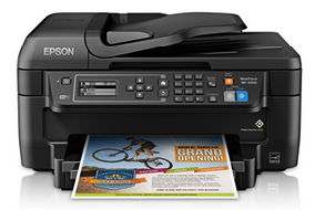 Epson WorkForce WF-2650 Drivers & Software Download
