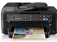 Epson WorkForce WF-2650 driver & software (Recommended)