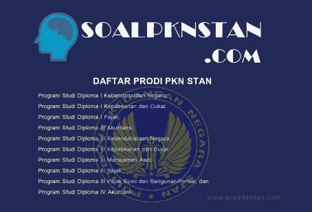 Daftar Jurusan Prodi Usm Pkn Stan 2017 2018 Zenius Blog