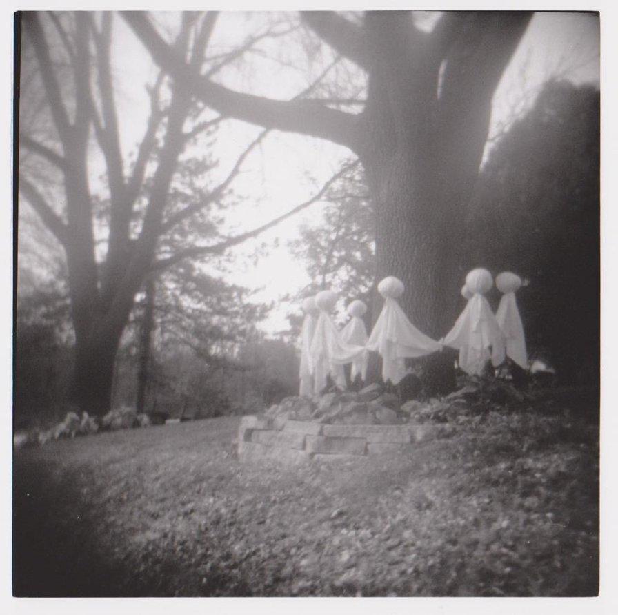 PUMPKINROT.COM: The Blog: Ghost Ritual